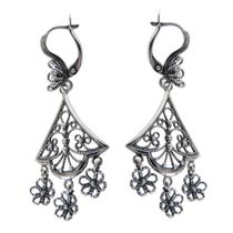 Earrings 30152 'Fera coat of arms'