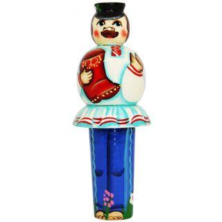 """Doll wooden """"Cobbler"""""""