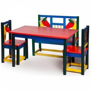 Furniture set for kindergarten