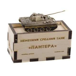 Model of tank Panther 1:100