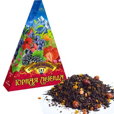 """Fruit teas of Abkhazia / """"Mountain Legend"""", 70 gr"""