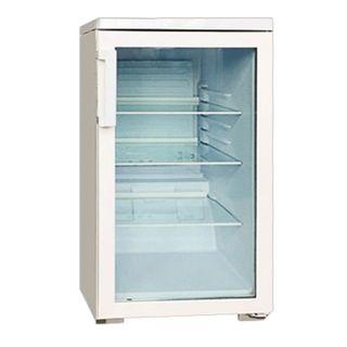 B-102 refrigeration display case, 115 litres, 86.5x48x60.5 cm, white