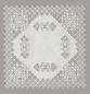 Napkin linen decorative - view 1