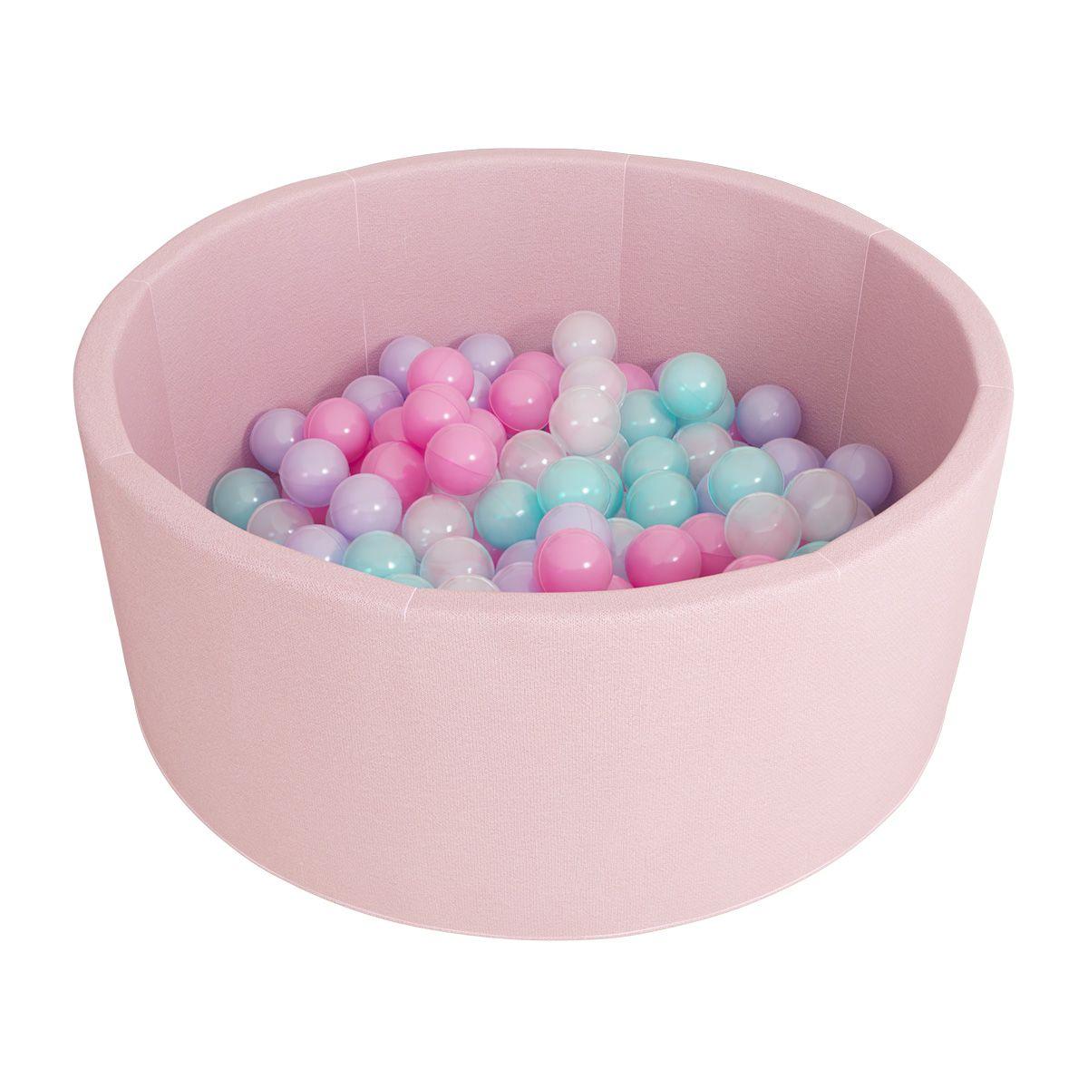 "Romana / Dry pool ""Airpool"", pink"