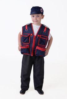 Photographer - children's costume-profession