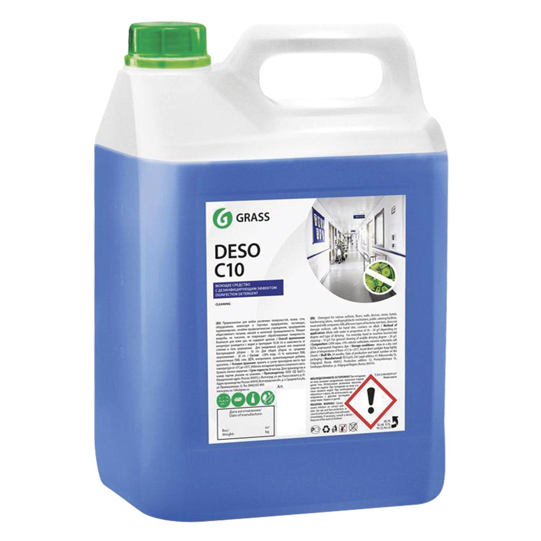 GRASS / Detergent disinfectant DESO C10, concentrate 5 kg
