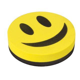 Eraser magnetic for magnetic marker Board, round, diameter 90 mm,