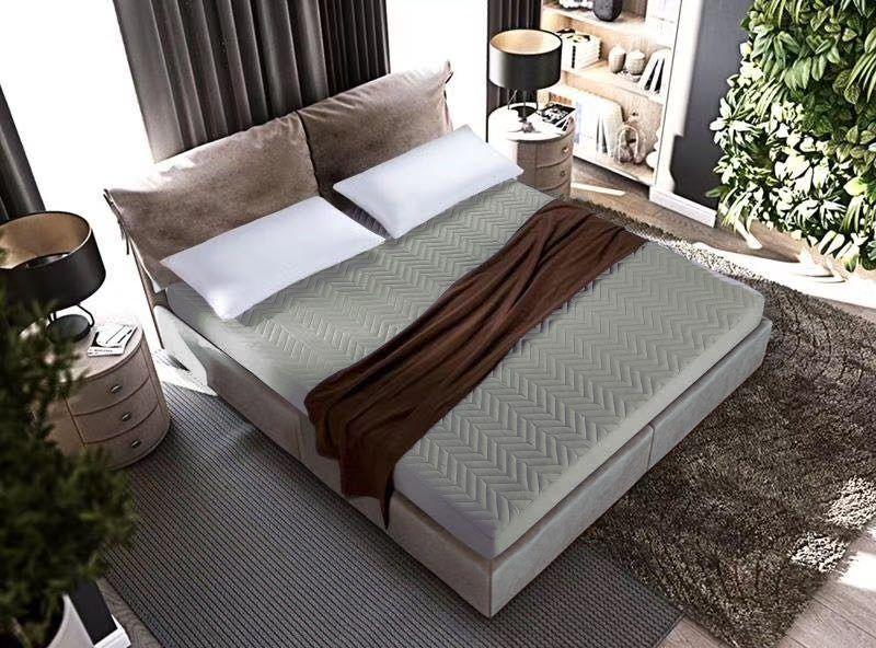 Sitrade / Cotton mattress topper with board NX006, 180 * 200 * 30 cm