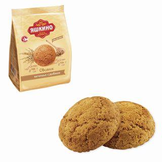 YASHKINO / Oatmeal cookies, butter, oatmeal with cinnamon, 350 g