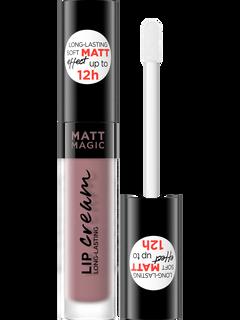 Liquid matte lipstick No. 04 series magic matt lip cream, gloss, 4.5 ml