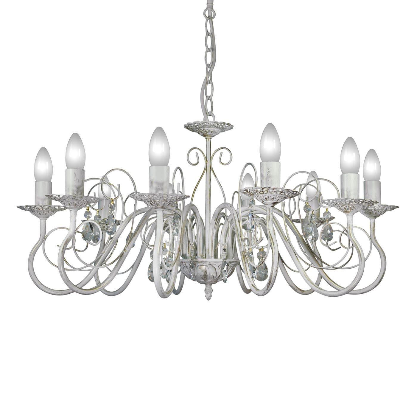 PETRASVET / Pendant chandelier S1161-10, 10xE14 max. 60W