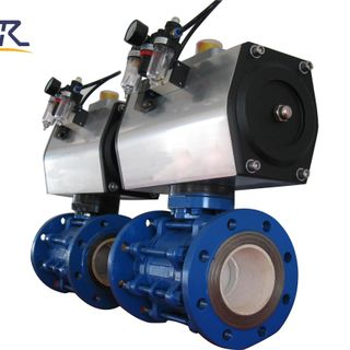 Ceramic Ball Valves,Ceramic Lined Ball Valves ,Ceramic Lined Composite Ball Valve,V port ball valve,V type ball valve