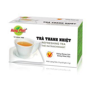 Refreshing Tea