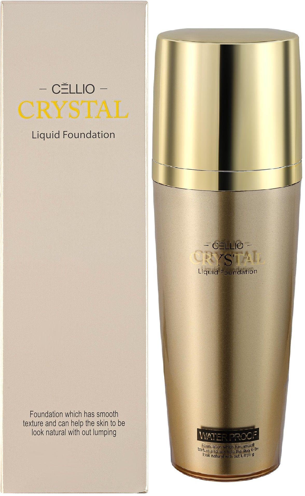 Light concealer No. 21 , CELLIO LIQUID CRYSTAL , 50g