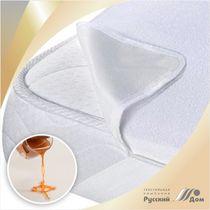 The mattress pad is waterproof