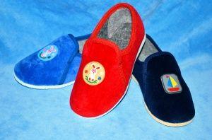 Domestic footwear for children (preschool shoes)