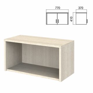 Argo cabinet, 770x370x410 mm, ash chimo