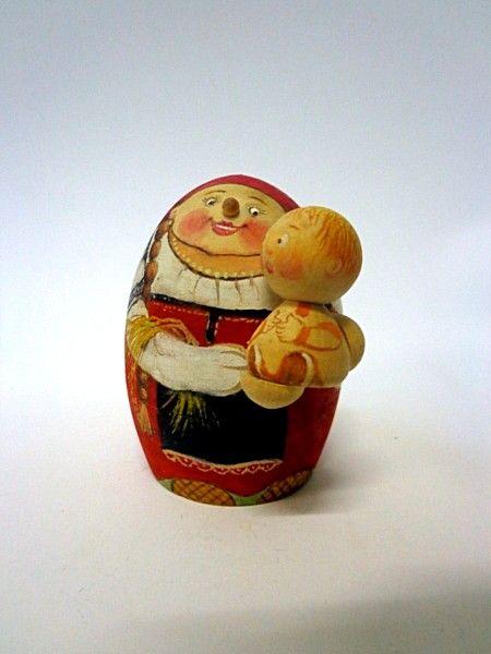 "Tver souvenirs / Box ""Peasant"""