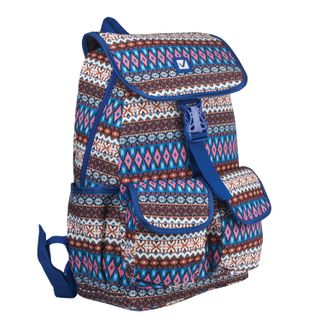 Backpack BRAUBERG youth, patterns,