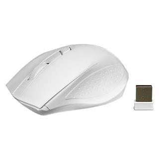 SVEN / SVEN RX-325 wireless mouse, 3 buttons + 1 wheel-button, optical, white