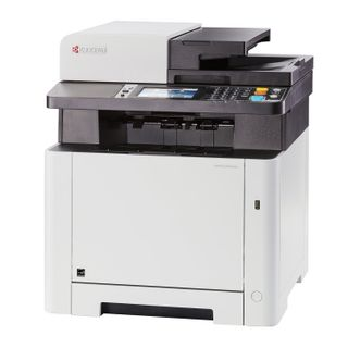 MFP laser COLOR KYOCERA M5526cdn (printer, scanner, copier, fax), A4, 26 ppm, 50,000 pages / month, ADF, DUPLEX, s / card