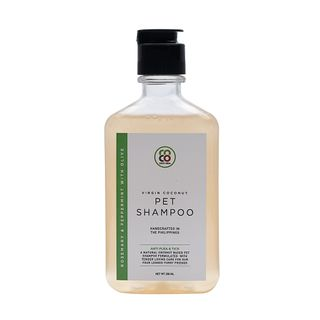 Virgin Coconut Pet Shampoo – Anti Flea & Tick – 200ml