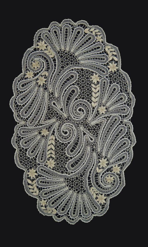 Doily lace С2777