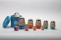 Set of children's toys 'Matryoshka'
