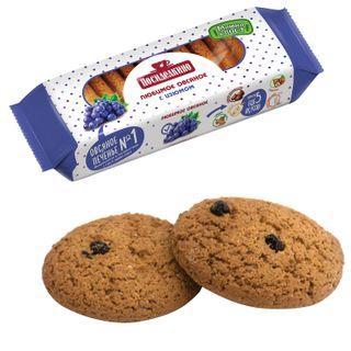 POSIDELKINO / Oatmeal cookies with raisins, 310 g