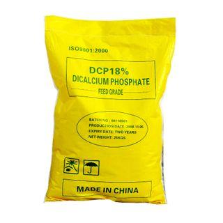 Dicalcium Phosphate (DCP) 18%min Feed Grade