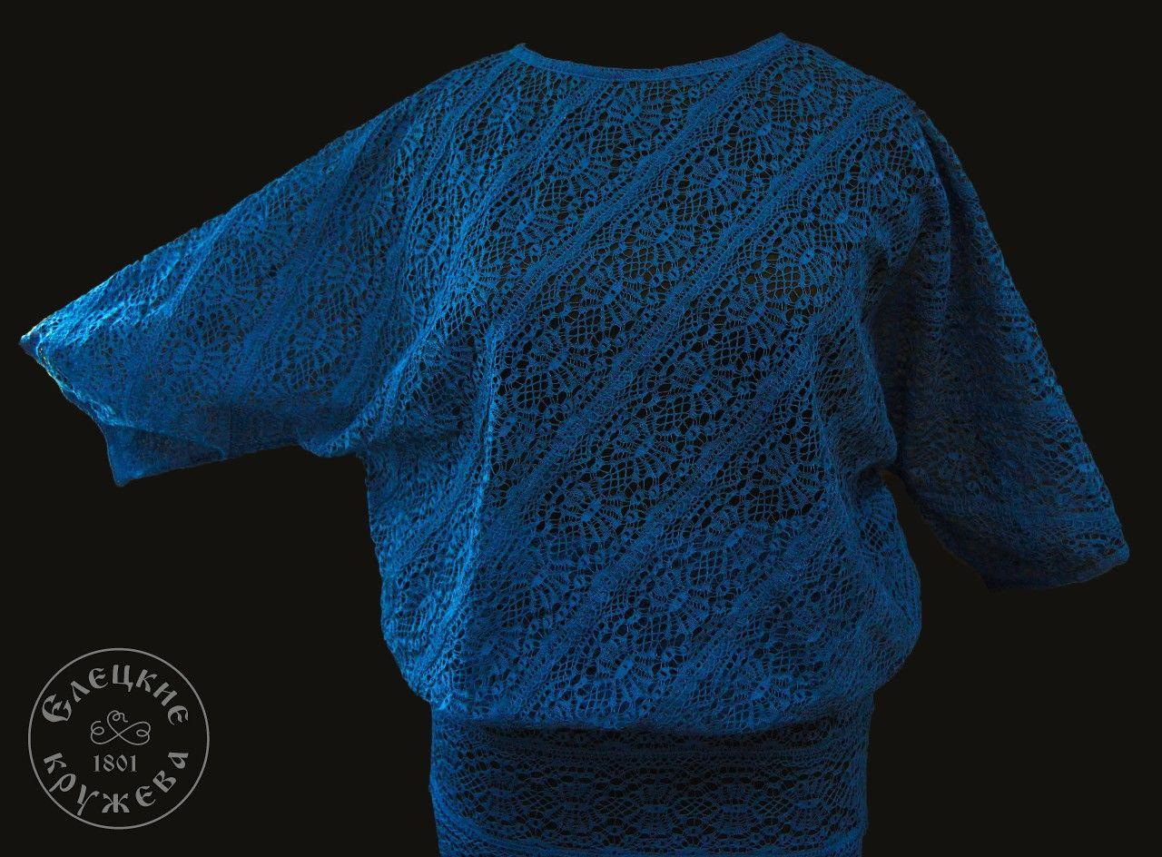 Yelets lace / Women's lace blouse С2194