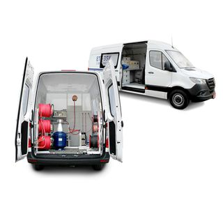 ETL-35K Complete Mobile Electrotechnical Laboratory