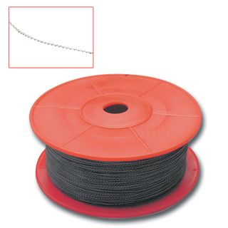 Double-strand sealing wire, stainless, diameter 0.75 mm, length 400 m