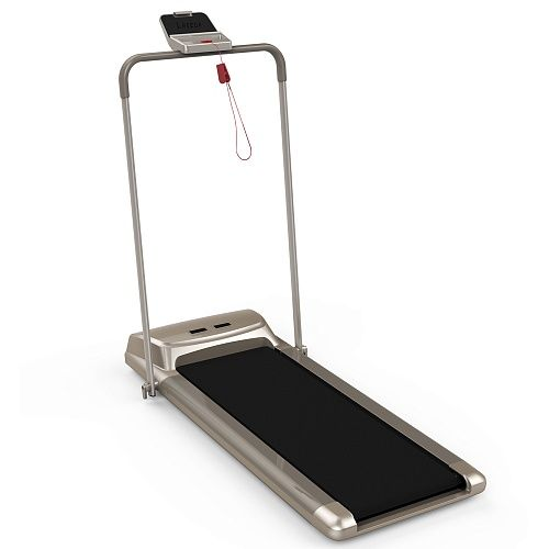 MB Barbell / Electric treadmill Larsen Performance E4050 (1 l / s, 0.8-10 km / h, fixed incline, 110)