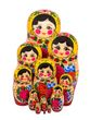 Traditional nesting doll - 12 puppet - view 1