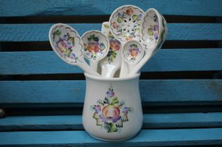 Bouquet - a set of spoons 1st grade