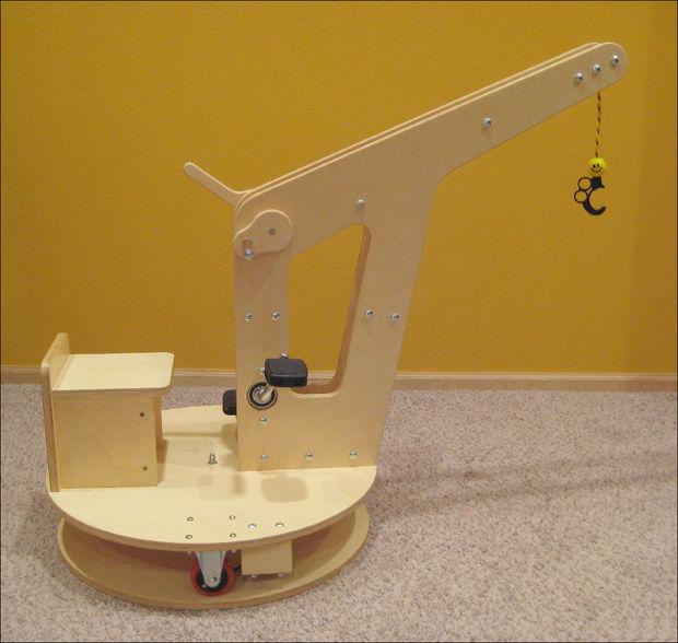 Hercules / Children's lifting crane