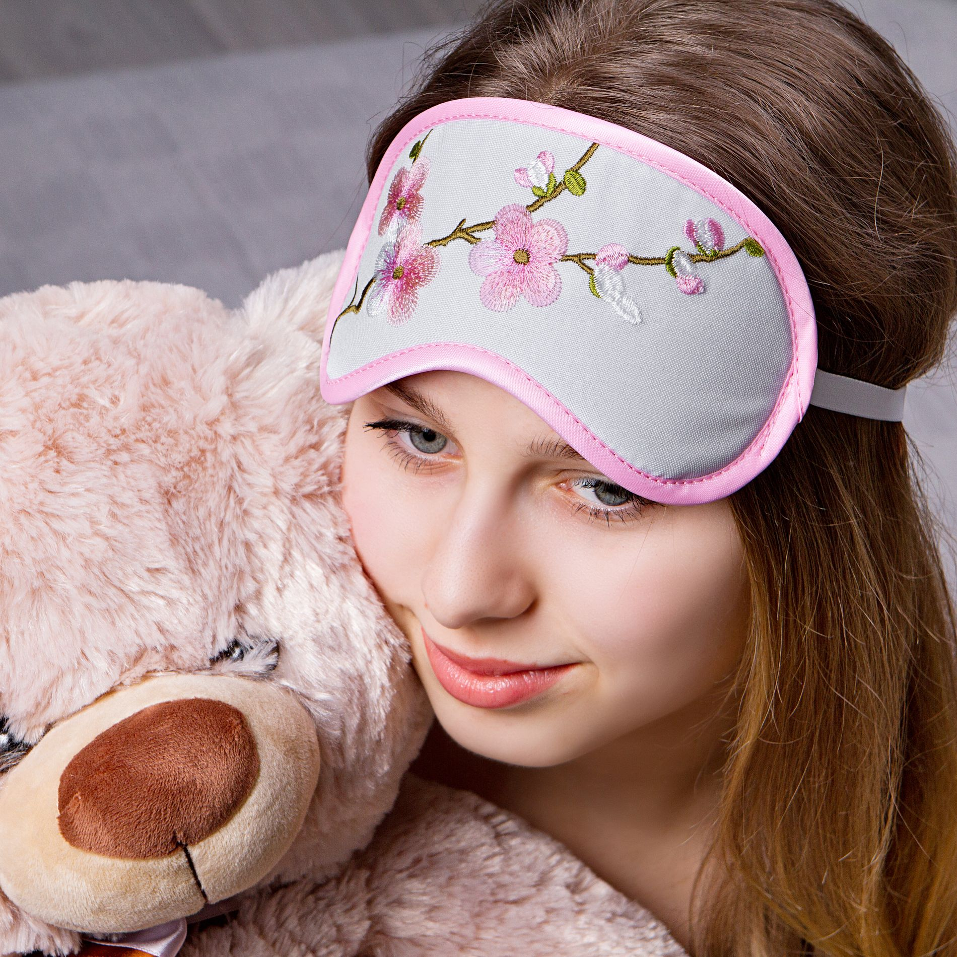 "Sleep mask ""Sakura"""
