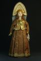Doll gift. Women's festive costume. Kostroma lips. Russia - view 1
