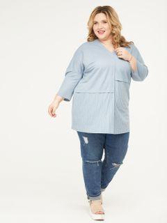 Tunic Adele blue