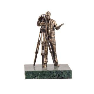 "Figurine ""Surveyor"" on the stand"