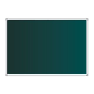 The chalk Board magnetic (100x150 cm), green, BOARDSYS
