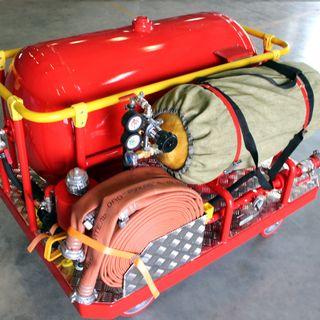 """Mobile installation """"NATISK-300 BL"""""""
