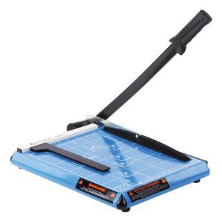 Saber cutter BRAUBERG TS412 SABER, 12 l, cutting length 300 mm, metal base, A4