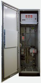 AUTOMATED STATIONARY CONTROL POST ON THE BASIS OF THE PEM-2M GAS ANALYZER (ASPK)