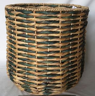 Basket of wicker, 3 pcs