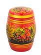 Khokhloma painted barrel 160 * 120 - view 1