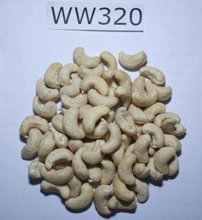 Vietnamese cashew nuts