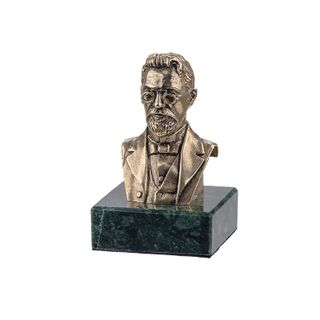 """Bust """"Of Chekhov A. P."""""""