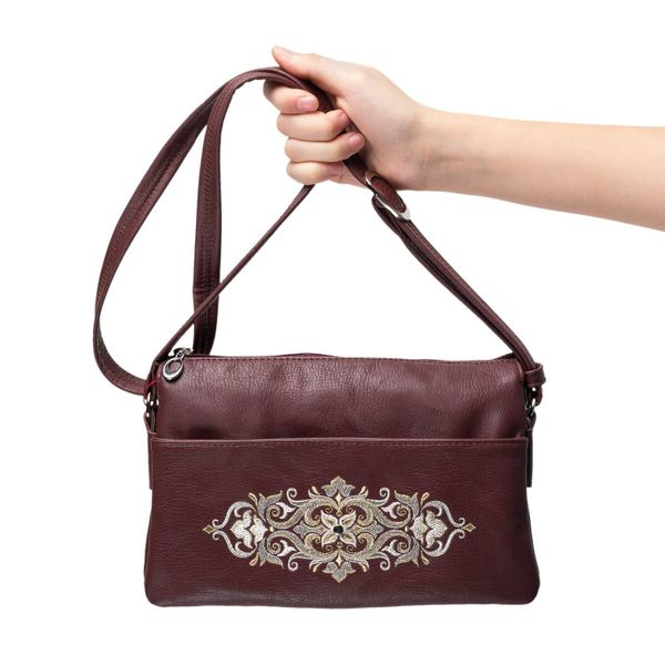 Bag from eco-leather 'Rhapsody'
